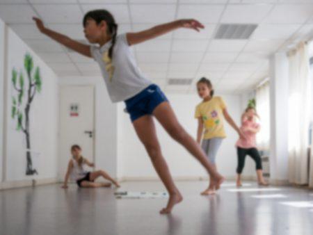 Atelier danse 2 ©Stéphane DE IESO - MJC Jean Macé